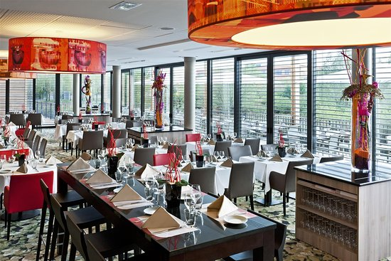 Restaurant Golden Tulip Lyon