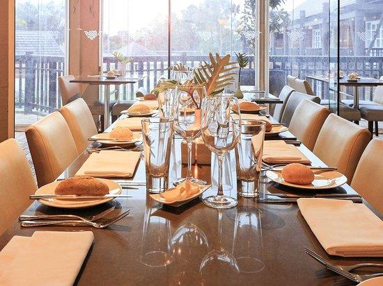 The Vines, Australia: Restaurant