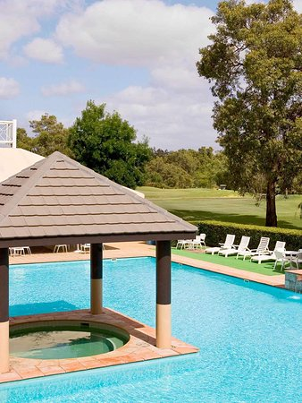 The Vines, Australia: Pool View