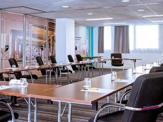 Ibis Styles Lyon Villeurbanne Parc de la Tête d'Or: Meeting room