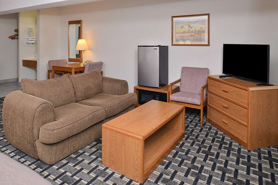 Manchester, IA: Suite Amenities