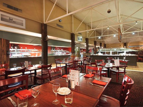 Outback Pioneer Hotel & Lodge, Ayers Rock Resort: Restaurant