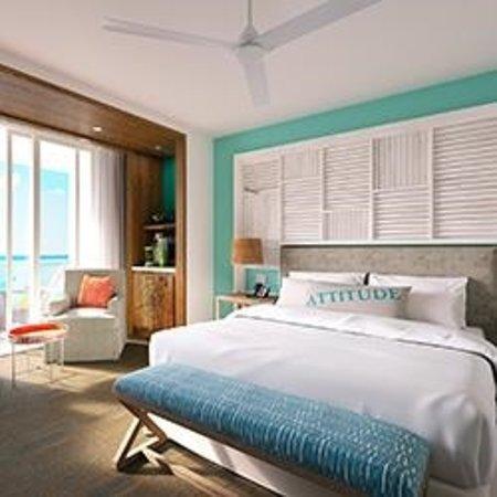 Margaritaville Hollywood Beach Resort: nav suite
