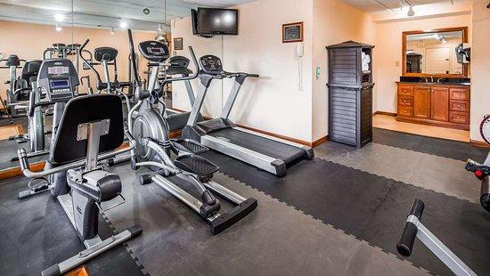 East Palatka, FL: Fitness Room