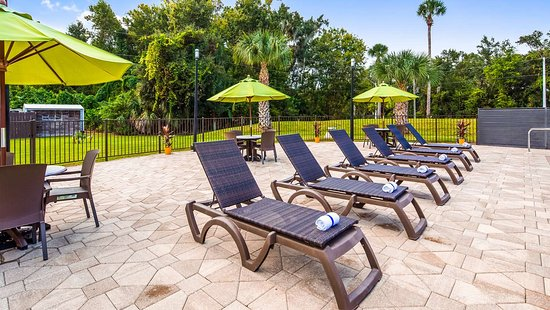 East Palatka, FL: Outdoor pool