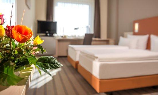Hotel Essential by Dorint Berlin-Adlershof: Guest room