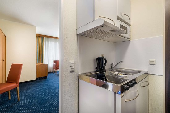 Standard double or twin bed room TOP acora Hotel Bochum