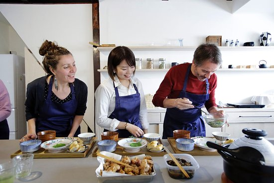 Ai's Cuisine, Japanese Cooking Class in Kyoto