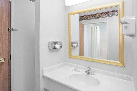 Sawyer, MI: Guest room bath