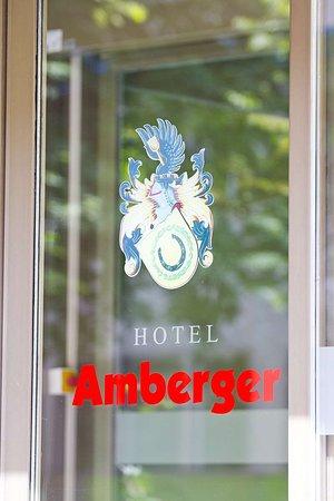 Logo TOP Hotel Amberger Wuerzburg