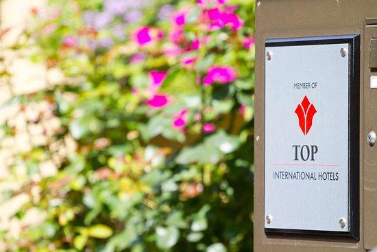Logo TOP TOP Hotel Amberger Wuerzburg