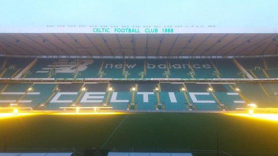 Celtic park stadium inside