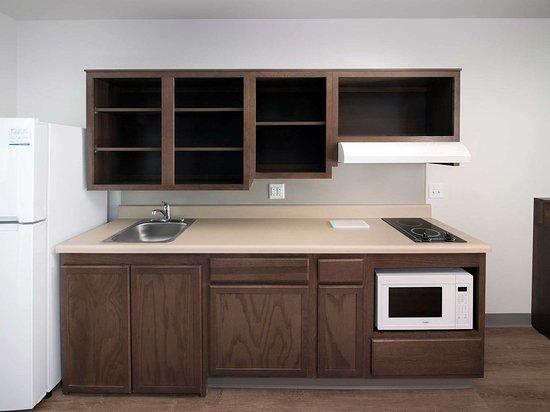WoodSpring Suites Nashua Merrimack Extended Stay Hotel ADA Kitchen x
