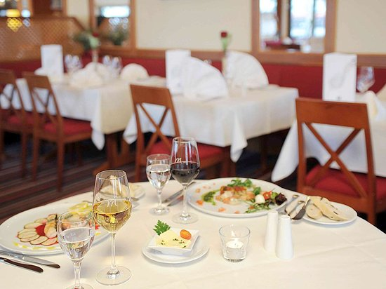 Friedrichsdorf, Germany: Restaurant