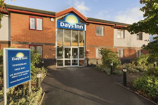Welcome to the Days Inn Tewkesbury Strensham