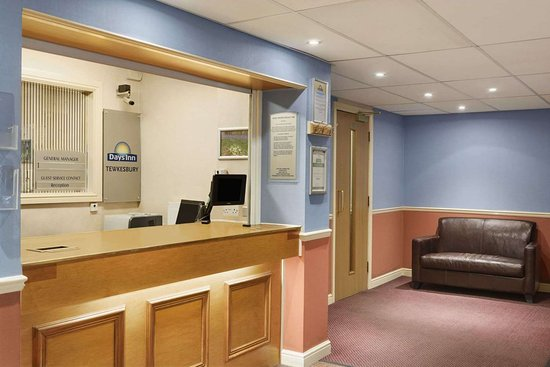 Strensham, UK: Lobby
