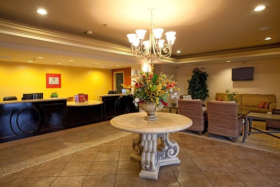 Cathedral City Lobby