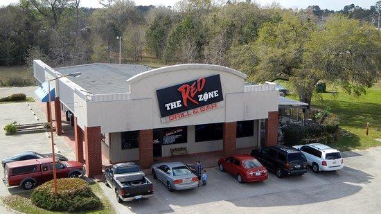 Diamondhead, Миссисипи: Red Zone Grill Bar