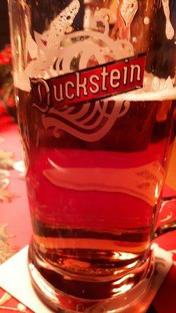 Klasse Bier vom Fass