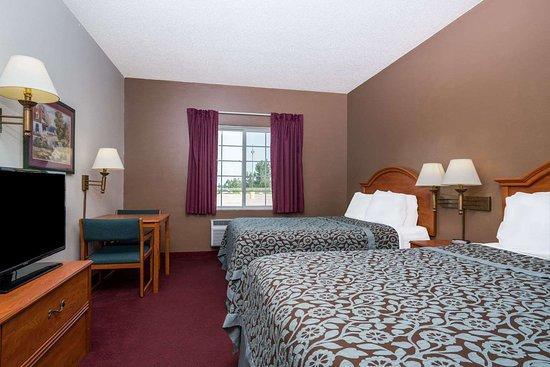 Casselton, Северная Дакота: 2 Queen Bed Room