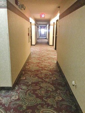 Mexico, MO: Interior Corridors