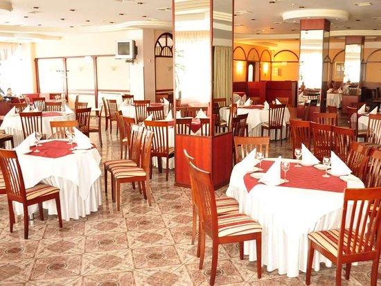 The Hotel Complex Tourist: restaurant