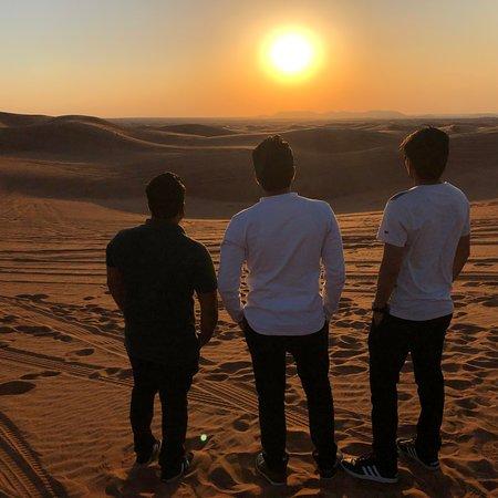 Tours Guys: Sunset view
