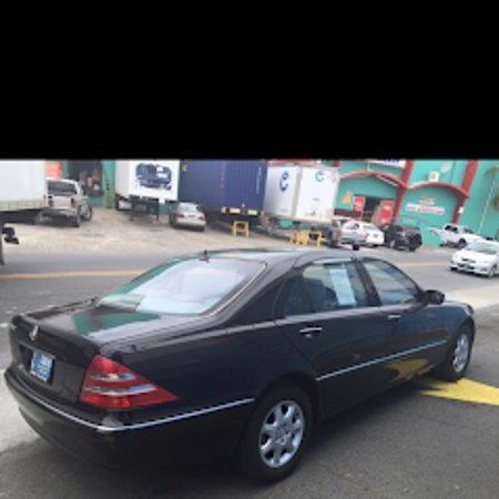 Mr. Nice Guy Limousine Service: Mercedes Benz S500