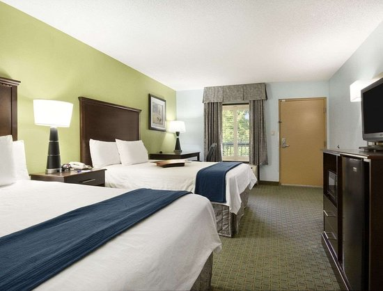 Baymont by Wyndham Fort Walton Beach Mary Esther: Standard Double Room