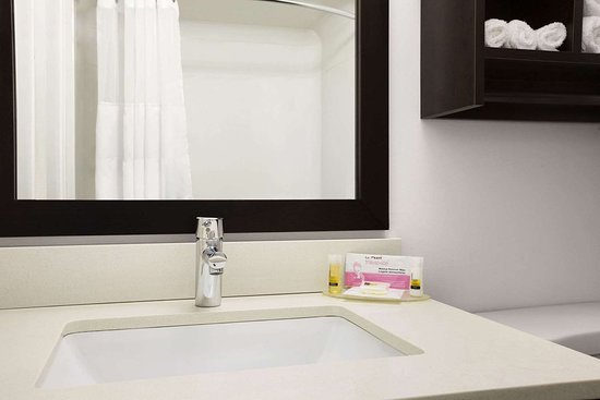 Days Inn & Suites by Wyndham North Bay: Guest room bath