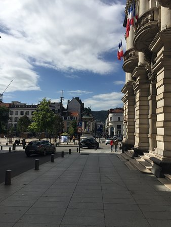 Mairie de Clermont Ferrand