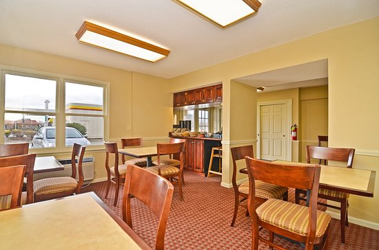 Americas Best Value Inn Chillicothe: Breakfast Area