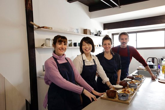 Ai's Cuisine, Japanese Cooking Class in Kyoto: Ai's Cuisine - Japanese Cooing Class in Kyoto -