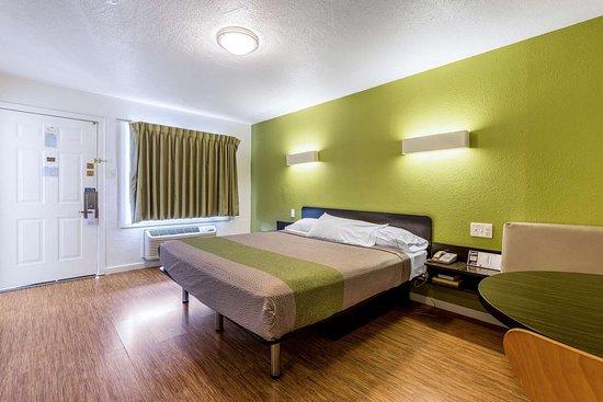 Motel 6 San Rafael: single