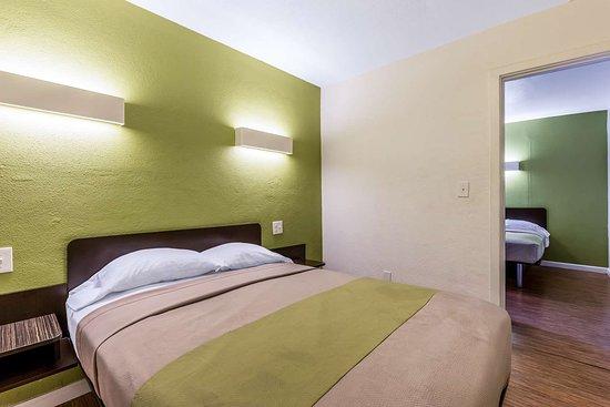 Motel 6 San Rafael: double