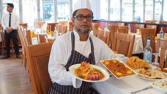Eastern Eye Balti House: Chef