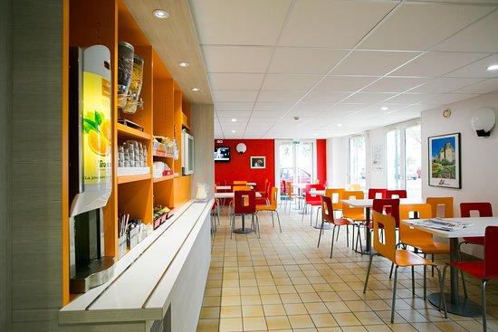Les Ponts De Ce, Francia: Restaurant