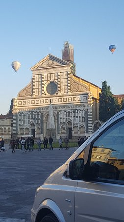 Balloons in Florence