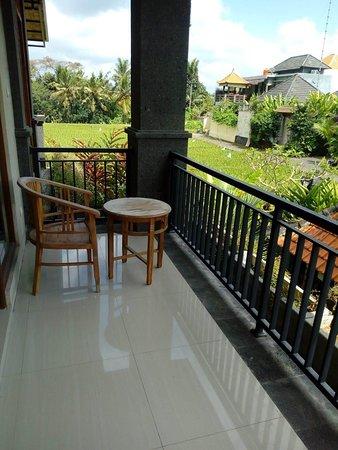 The Suci Sari: Suci sari bedroom balcony