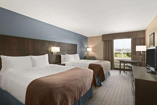 Στέφενβιλ, Καναδάς: Guest room