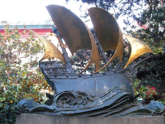 Robert Louis Stevenson Monument
