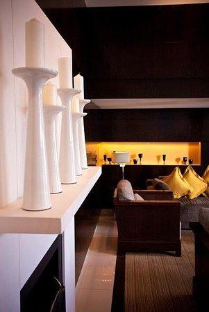 Bedford Lodge Hotel & Spa: Lobby View