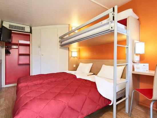 Villepinte, Frankrike: Chambre TRIPLE