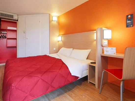 Villepinte, Frankrike: Chambre Grand lit double