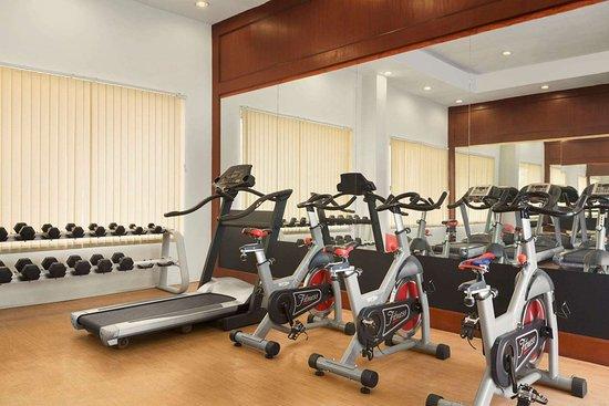 Ramada by Wyndham Jamshedpur: Health club
