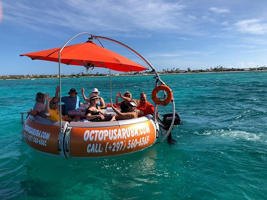 Octopus Sailing Charters: Rent a boat with Octopus Aruba