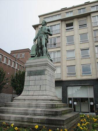 Statue of Lieven Bauwens
