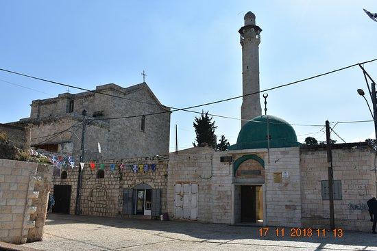 Lod, Israël: Церков и Мечеть