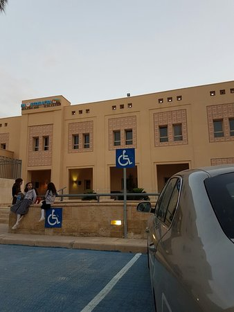 The Masada Hostel: Great place for families