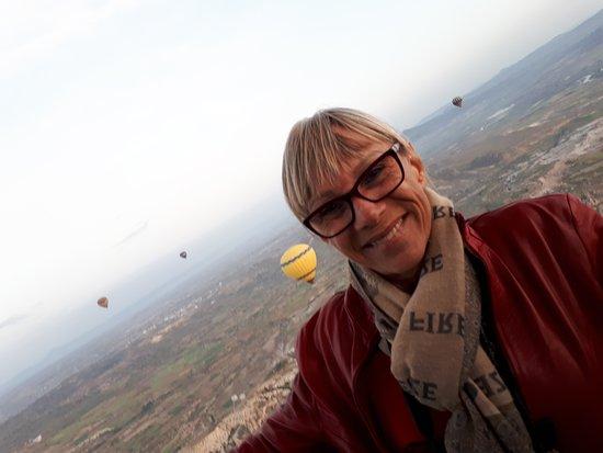 Каппадокия, Турция: Capadócia, Turquia, lugar lindo, num inesquecível passeio de Balão!